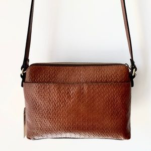 Patricia Nash Bags - Patricia Nash Twisted Woven Crossbody Shoulder Bag